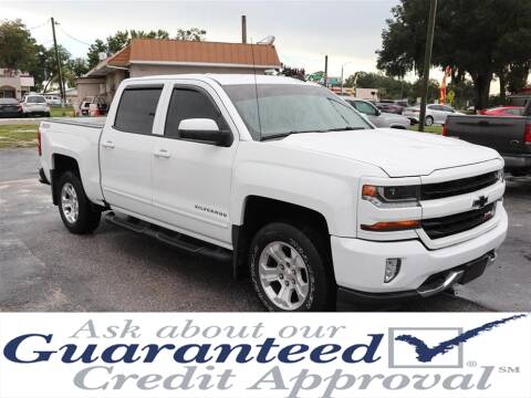 2016 Chevrolet Silverado 1500 for sale at Universal Auto Sales in Plant City FL