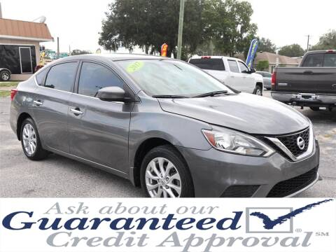 2017 Nissan Sentra for sale at Universal Auto Sales in Plant City FL