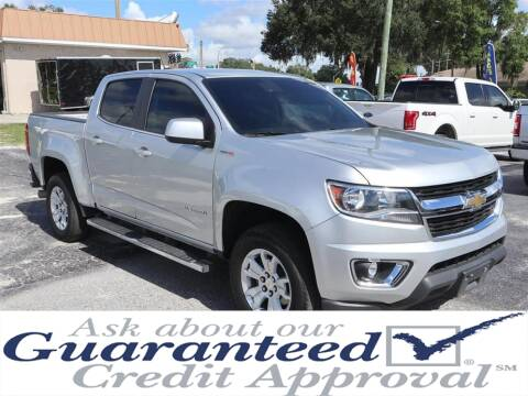 2018 Chevrolet Colorado for sale at Universal Auto Sales in Plant City FL