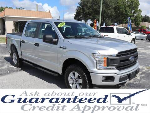 2018 Ford F-150 for sale at Universal Auto Sales in Plant City FL