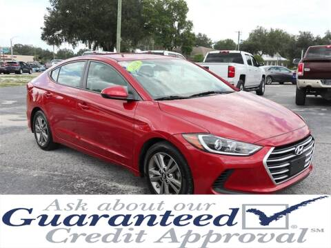2018 Hyundai Elantra for sale at Universal Auto Sales in Plant City FL