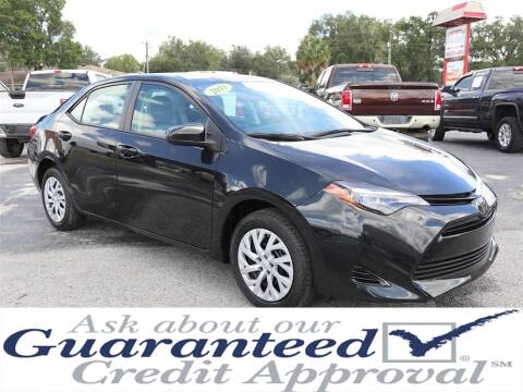 2018 Toyota Corolla for sale at Universal Auto Sales in Plant City FL