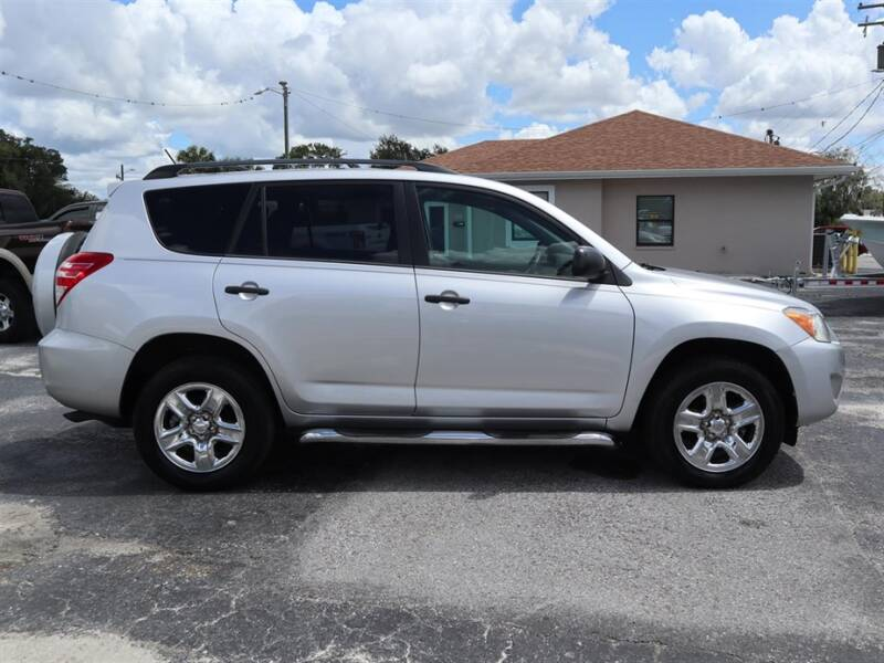 2012 Toyota RAV4 for sale at Universal Auto Sales in Plant City FL