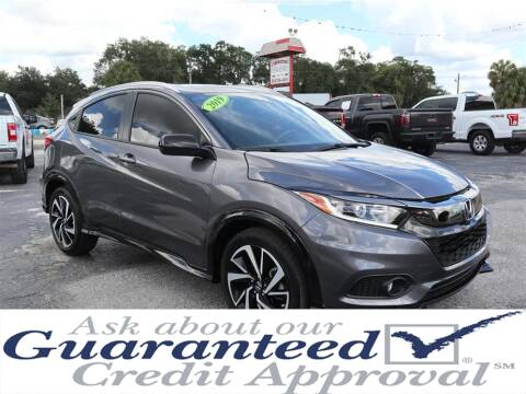 2019 Honda HR-V for sale at Universal Auto Sales in Plant City FL