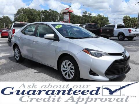 2019 Toyota Corolla for sale at Universal Auto Sales in Plant City FL