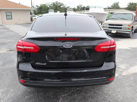 2017 Ford Focus for sale at Universal Auto Sales in Plant City FL