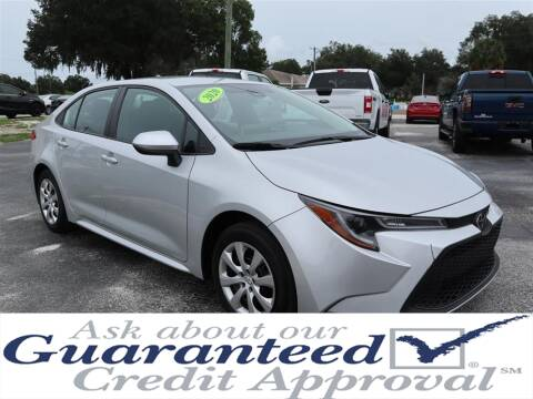 2020 Toyota Corolla for sale at Universal Auto Sales in Plant City FL