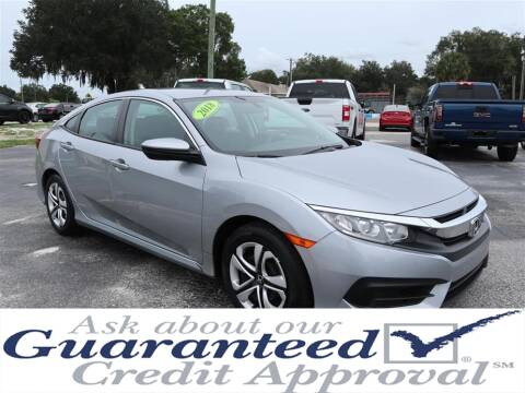 2018 Honda Civic for sale at Universal Auto Sales in Plant City FL
