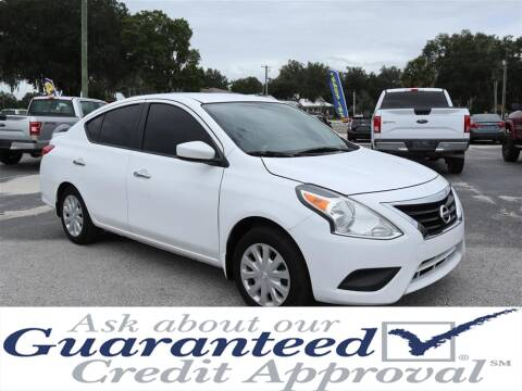 2018 Nissan Versa for sale at Universal Auto Sales in Plant City FL