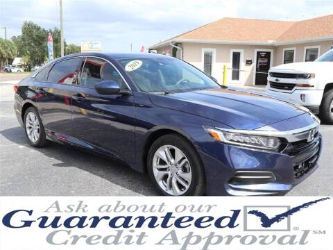 2019 Honda Accord for sale at Universal Auto Sales in Plant City FL