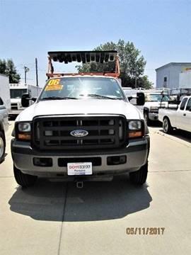 2006 Ford F-450 for sale in Pomona, CA