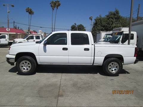2006 Chevrolet Silverado 1500 for sale in Pomona, CA