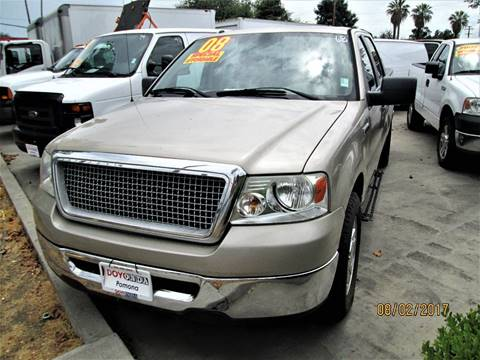 2008 Ford F-150 for sale in Pomona, CA