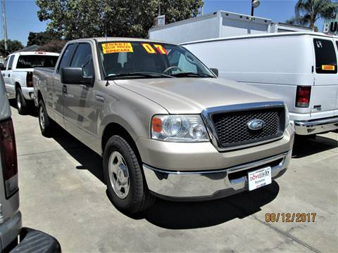 2007 Ford F-150 for sale in Pomona, CA