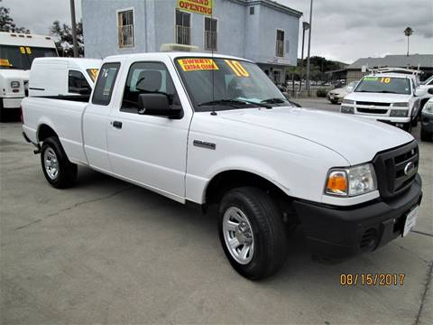 2010 Ford Ranger for sale in Pomona, CA