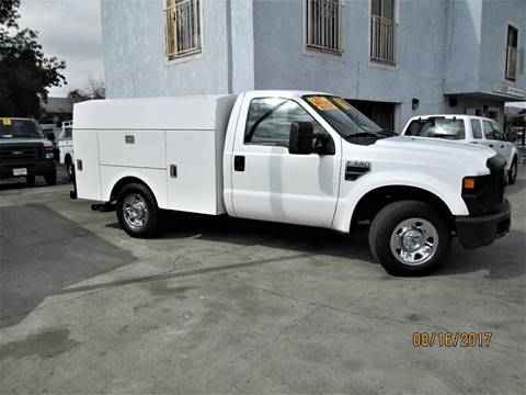 2008 Ford F-250 for sale in Pomona, CA