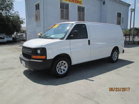 2009 Chevrolet Express Passenger for sale in Pomona, CA