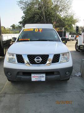 2007 Nissan Frontier for sale in Pomona, CA