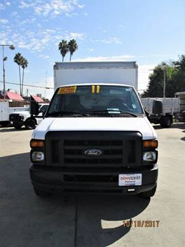2011 Ford E-Series Cargo for sale in Pomona, CA