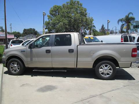 2008 Ford F-150 for sale in Pomona, CA