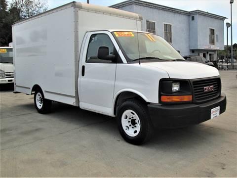 2011 GMC Savana Passenger for sale in Pomona, CA