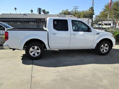 2014 Nissan Frontier for sale in Pomona, CA