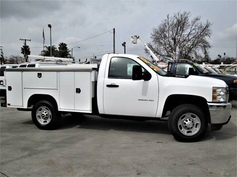 2012 Chevrolet Silverado 1500 SS Classic for sale in Pomona, CA