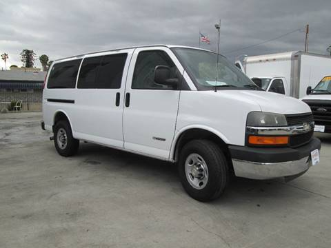 2006 Chevrolet Express Cutaway for sale in Pomona, CA
