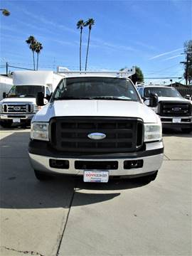 2007 Ford F-250 for sale at DOYONDA AUTO SALES in Pomona CA