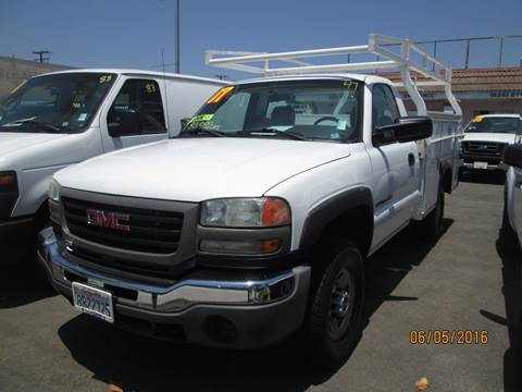 2007 GMC Sierra 2500HD for sale in Pomona, CA