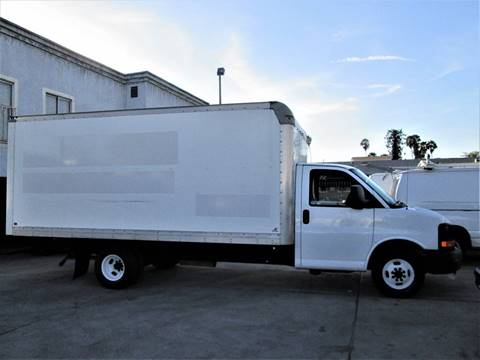2012 GMC C/K 3500 Series for sale at DOYONDA AUTO SALES in Pomona CA