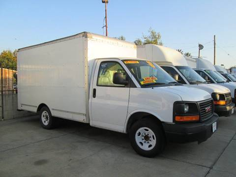 2011 GMC C/K 3500 Series for sale at DOYONDA AUTO SALES in Pomona CA