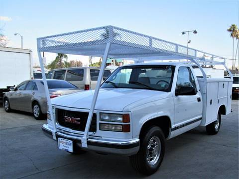 1998 GMC Sierra 1500HD Classic for sale at DOYONDA AUTO SALES in Pomona CA