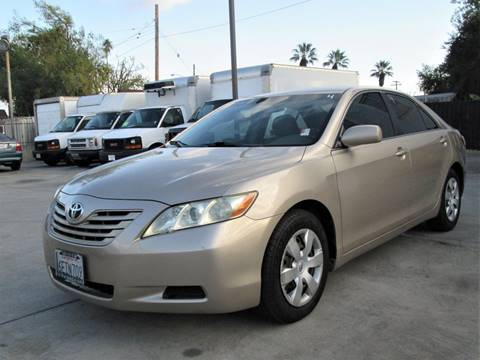 2009 Toyota CAMRY LE for sale at DOYONDA AUTO SALES in Pomona CA