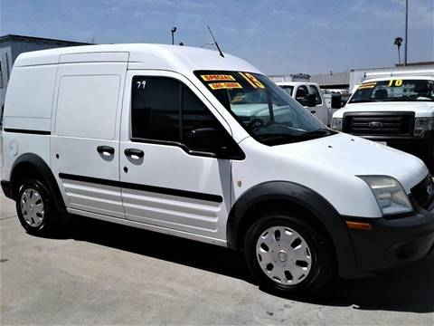 2013 Ford Transit Connect for sale at DOYONDA AUTO SALES in Pomona CA