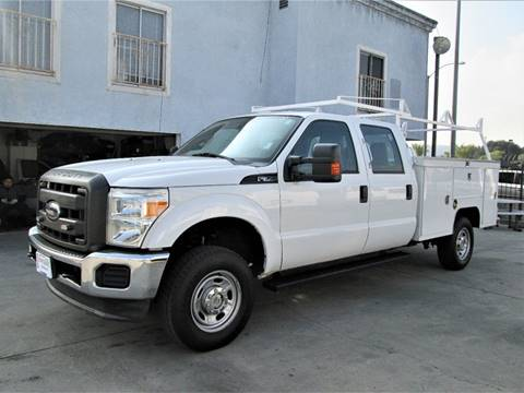 2012 Ford F-350 for sale at DOYONDA AUTO SALES in Pomona CA