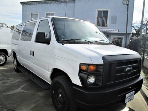 2013 Ford E-150 for sale at DOYONDA AUTO SALES in Pomona CA