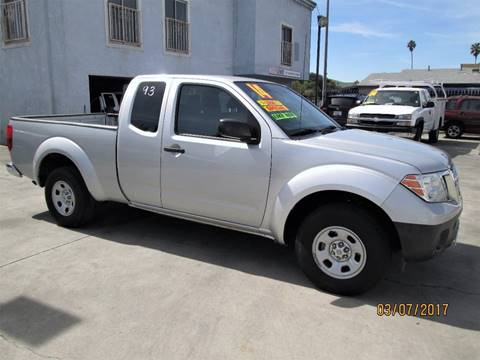 2014 Nissan Frontier for sale in Pomona, CA