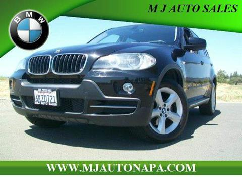 2010 BMW X5 for sale in Napa, CA