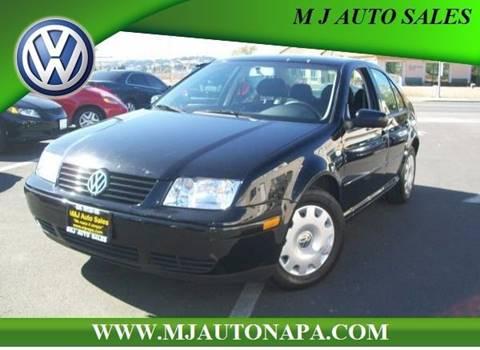 2000 Volkswagen Jetta for sale in Napa, CA