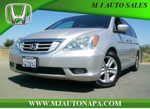 2008 Honda Odyssey for sale in Napa, CA