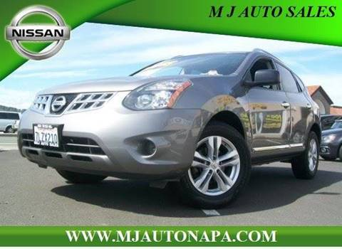 2015 Nissan Rogue Select for sale in Napa, CA