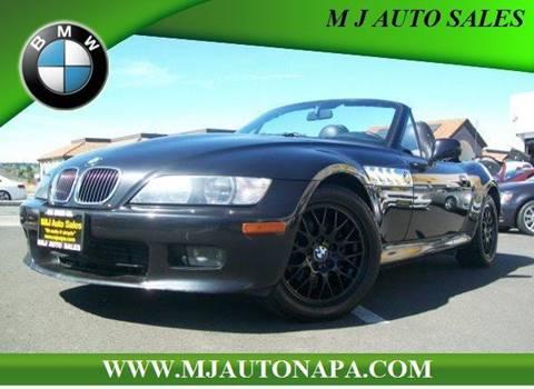 2000 BMW Z3 for sale in Napa, CA
