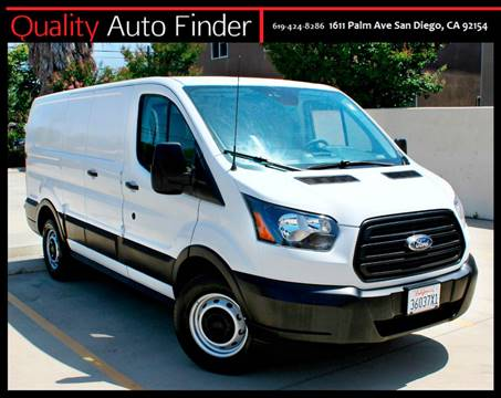2016 Ford Transit Cargo for sale in San Diego, CA