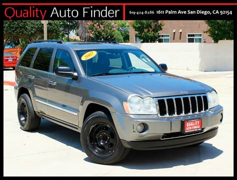 2007 Jeep Grand Cherokee for sale in San Diego, CA
