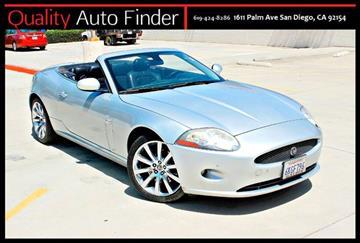 2009 Jaguar XK for sale in San Diego, CA