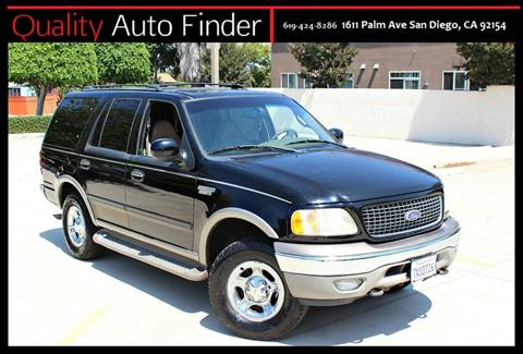 2002 Ford Expedition for sale in San Diego, CA