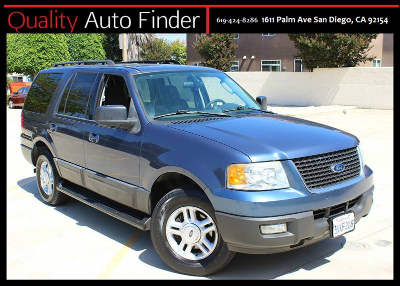 Ford Expedition XLT In San Diego CA QUALITY AUTO FINDER - 2006 expedition