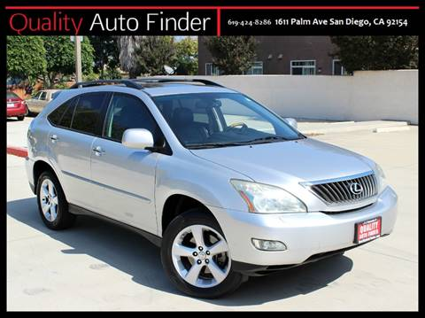 2009 Lexus RX 350 for sale in San Diego, CA