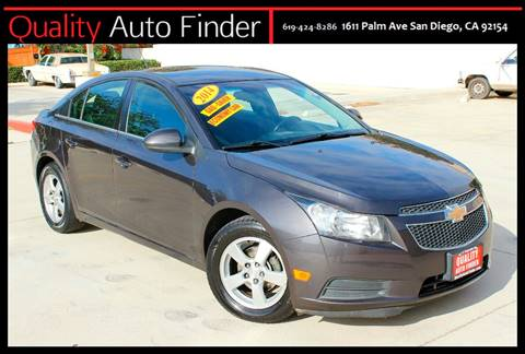 2014 Chevrolet Cruze for sale in San Diego, CA